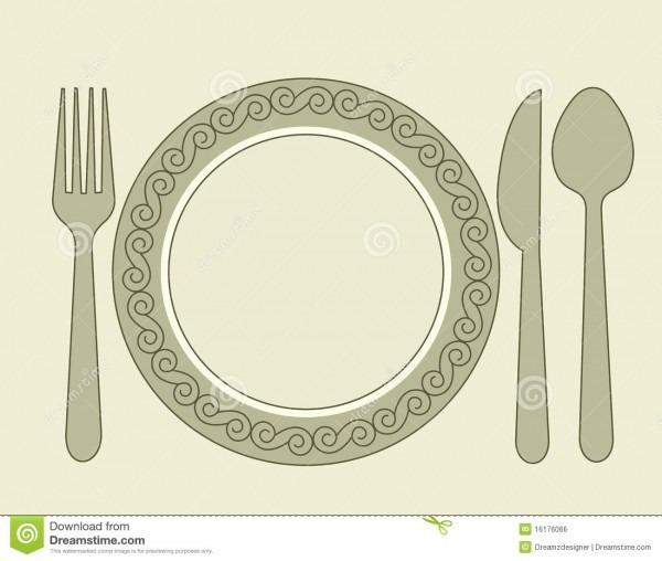 Convite do jantar ilustração do vetor  ilustração de fundos