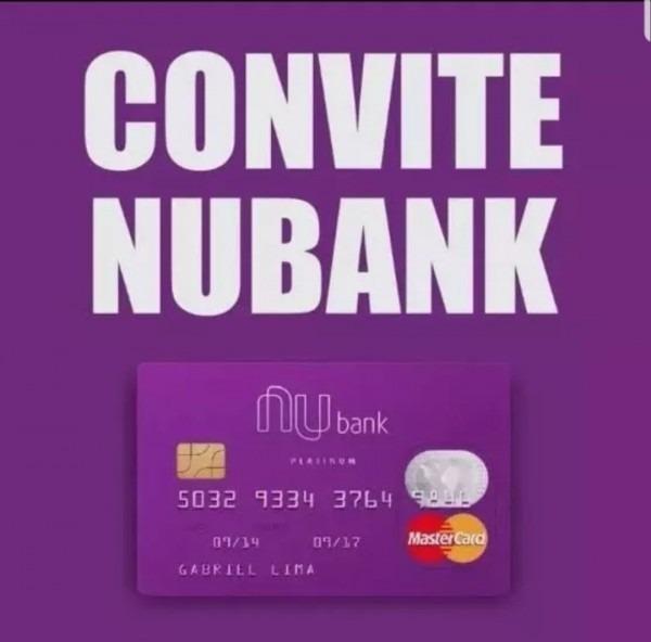 Convite nubank