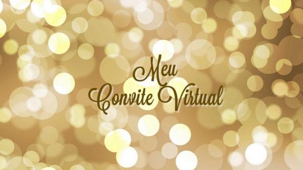 Convite virtual