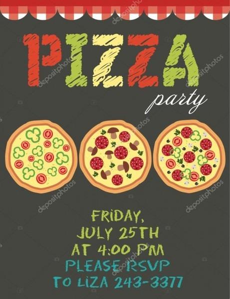 Festa da pizza — vetores de stock © miobuono12  65595931