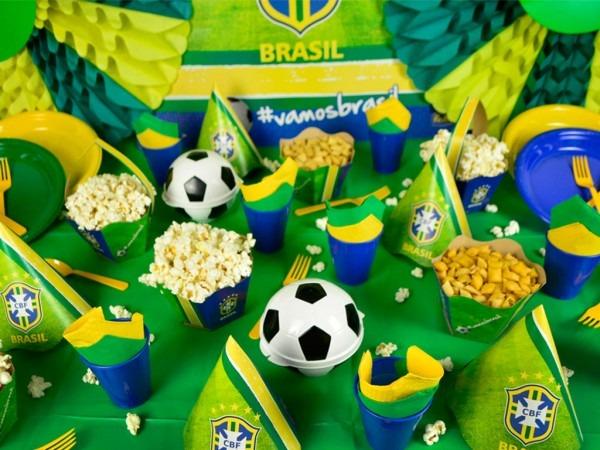 Festa futebol  dicas de artigos de festa