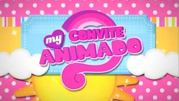 Convite júlia 4 aninhos my little pony