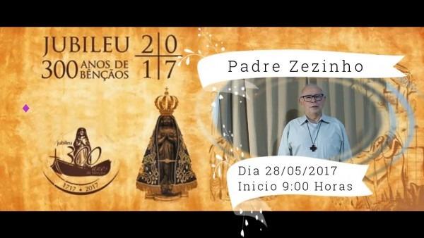 Convite padre zezinho