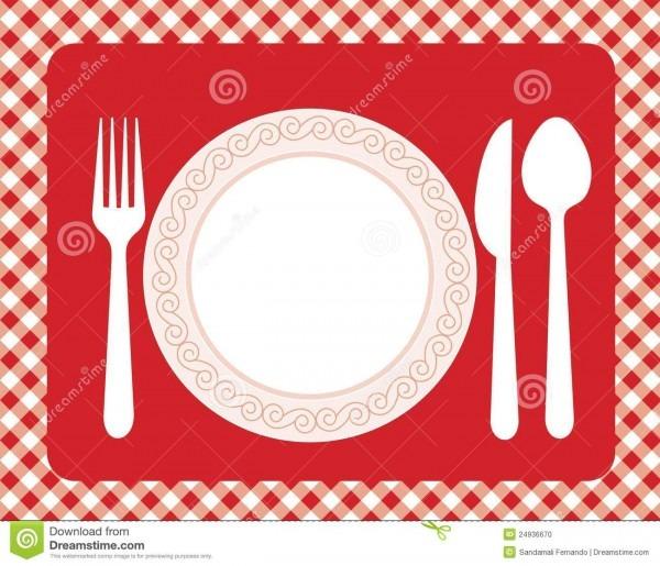 Menu do convite do jantar ilustração stock  ilustração de cartão