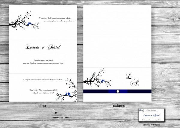 Grande de pre o arte para convite casamento digital elo7