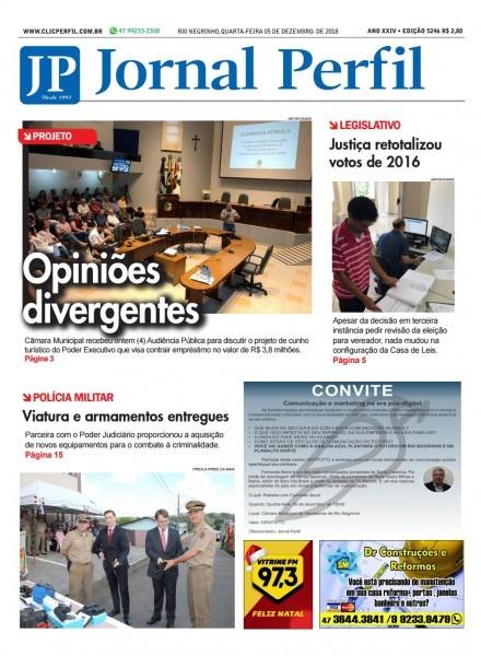 Jp by jornal perfil