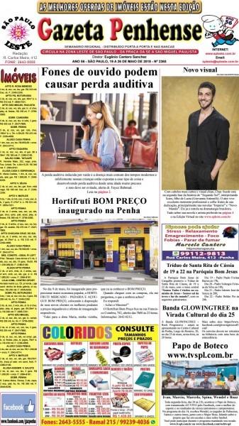 Gazeta penhense edição 2365
