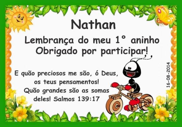 Refúgio cibernético  aniversário do nathan