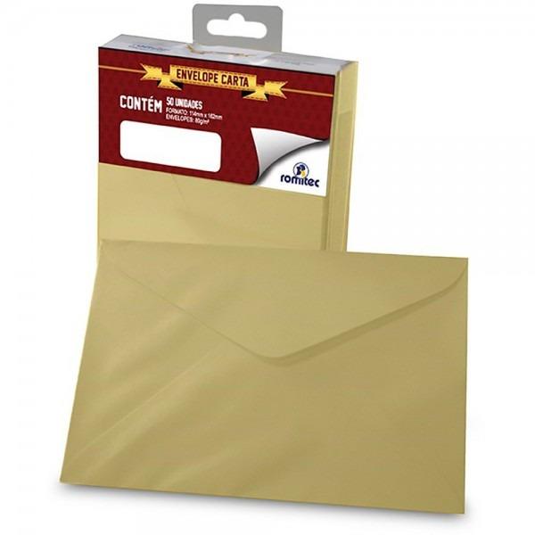 Envelope 80g comercial 114x162 berilo 17 romitec