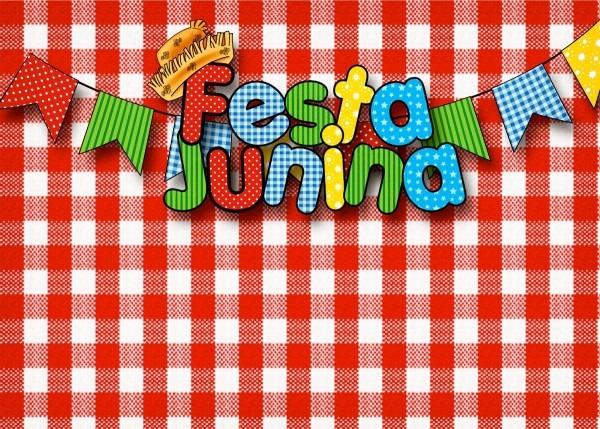 Cartão para festa junina