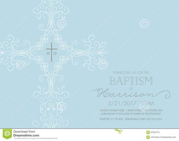 Batismo, batismo, comunhão, ou molde do convite da confirmação