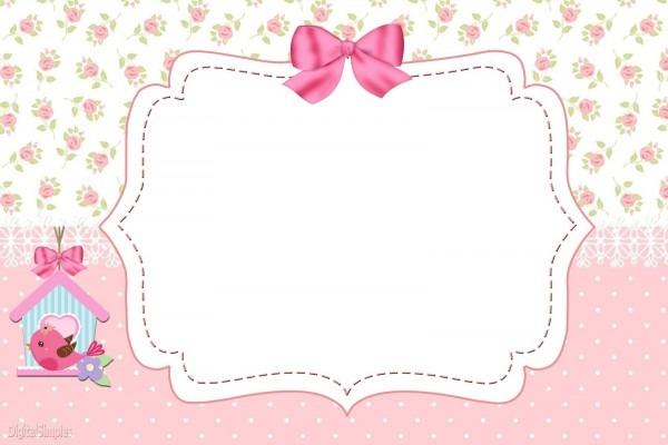 Cartão de aniversário com foto
