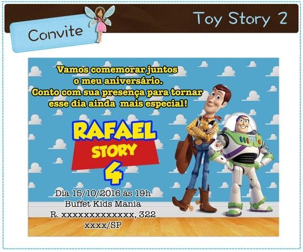 Convite de aniversario toy story para imprimir 6 » happy birthday