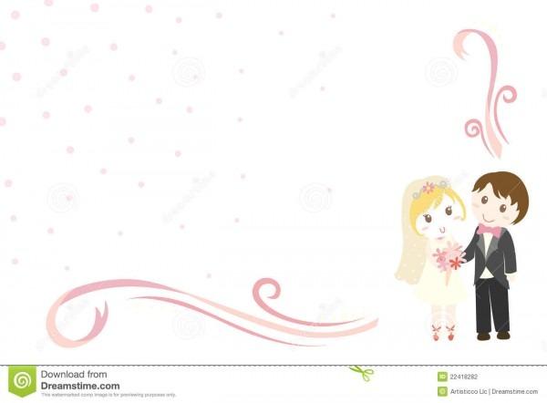 Convite do casamento ilustração do vetor  ilustração de ilustração