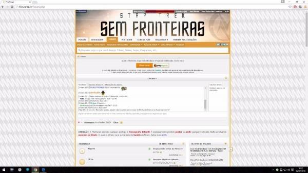 Convite torrent bj