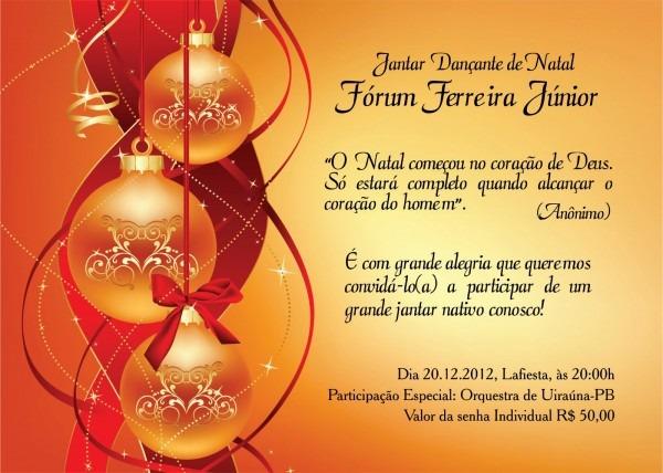 Jackson mendes designer gráfico  convites natal