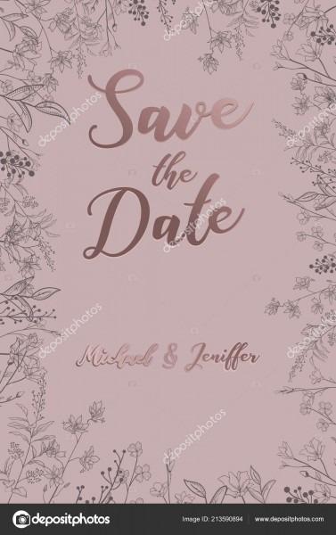 Convite casamento cartão agradecimento salvar cartão data convite