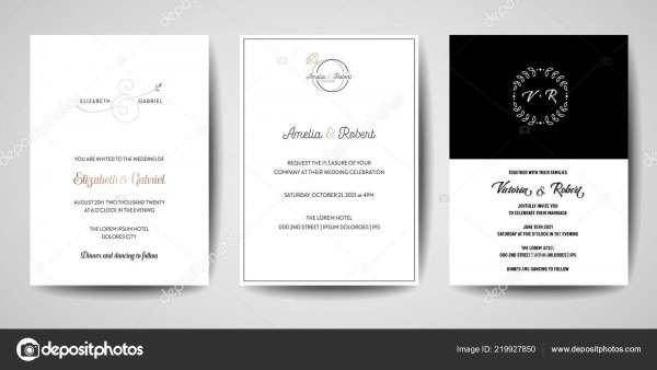 Coleção de logotipos do monograma do casamento, mão desenhada