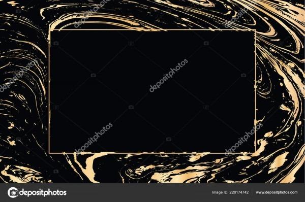Modelo de design preto e dourado para festa, convite, web, banner