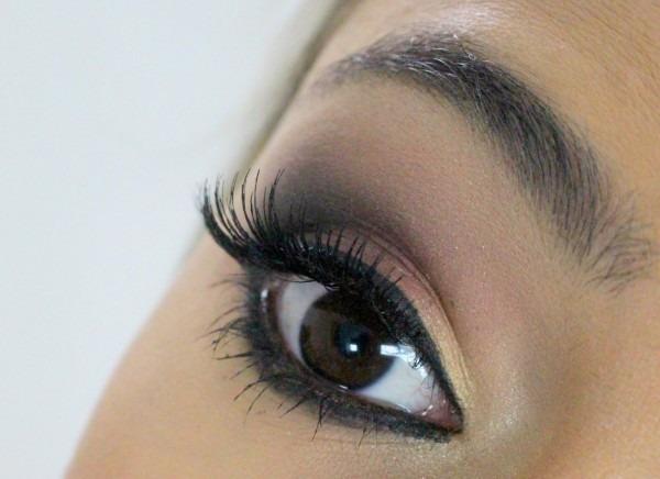 Lívia heringer  maquiagem para convite de formatura