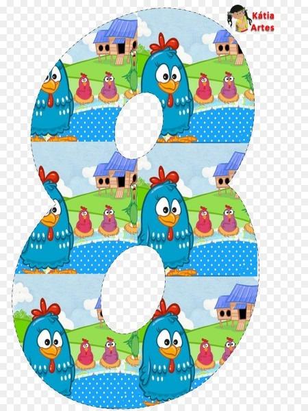 Chicken galinha pintadinha convite gallina pintadita 1 birthday