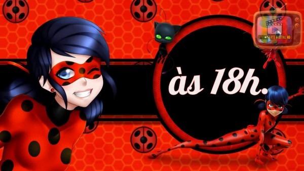 Convite virtual miraculous ladybug 2