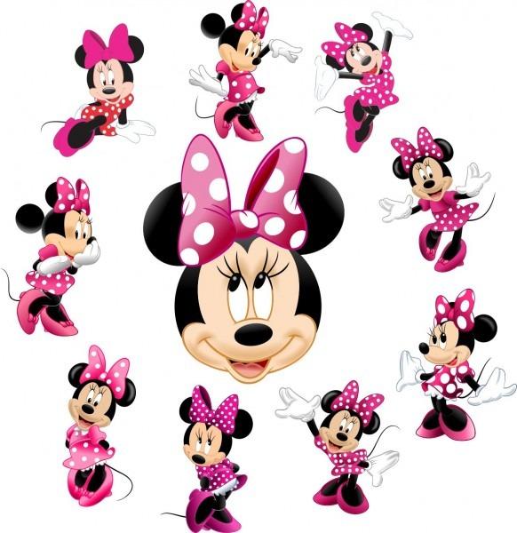 Minnie vetor