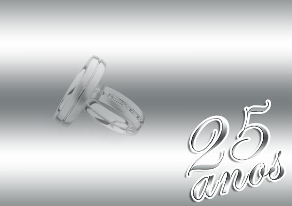 Vários modelos de convite de bodas de prata grátis para você