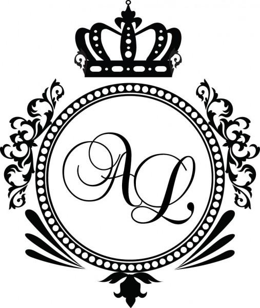 Convite digital e monograma