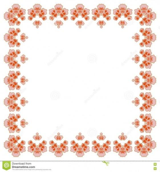 Quadro floral para fazer convites e feriados do casamento cherry