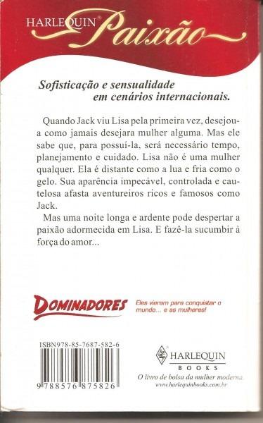 Harlequin paixÃo n°91