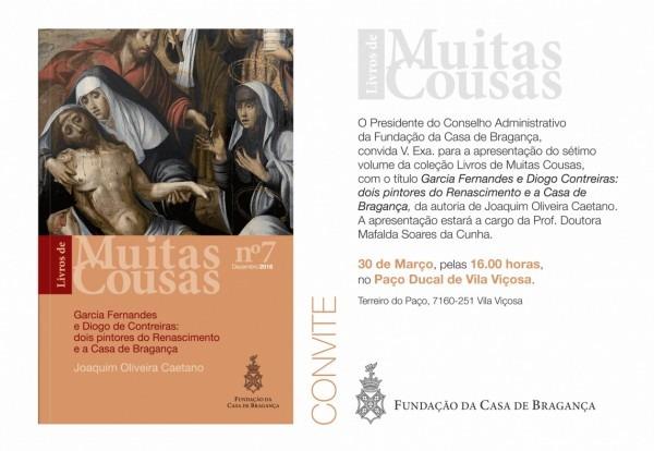 Fundação da casa de bragança apresenta 7º livro da coletânea