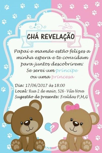71 idÉias para chÁ revelaÇÃo de ursinho!