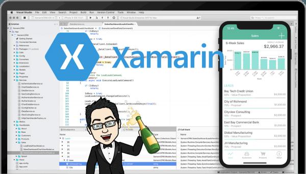 Xamarin no visualstudio 2019  visualstudio 8 for mac — novidades