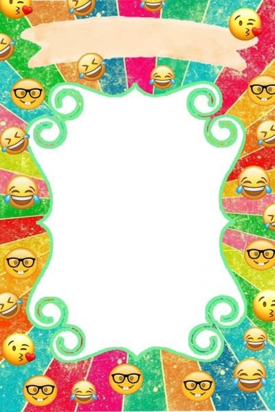 Convites emoji