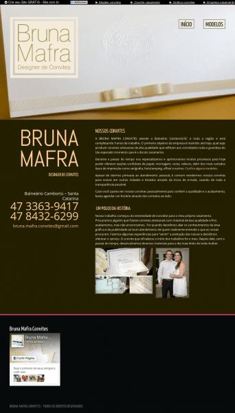 Bruna mafra convites competitors, revenue and employees