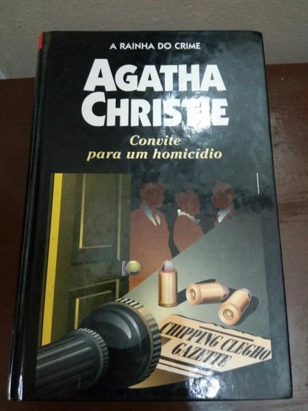 Agatha christie convite para um homicídio