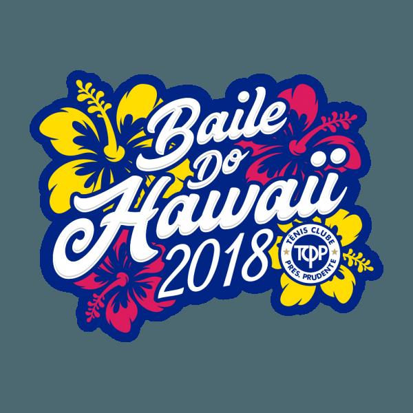 Baile do hawaii 2018 – tenis clube