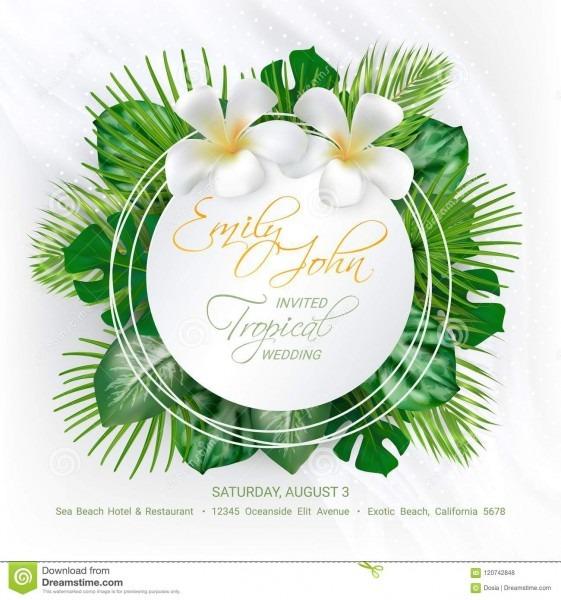 Cartão do convite do evento do casamento ilustração do vetor