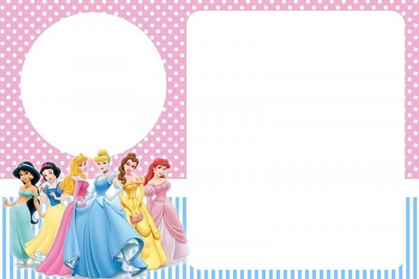 Convite princesas 278 png grátis para baixar jpg,png
