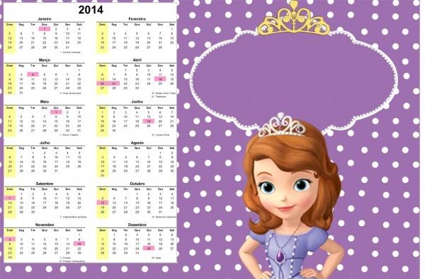 Convite de aniversario princesa sofia para editar 7 » happy