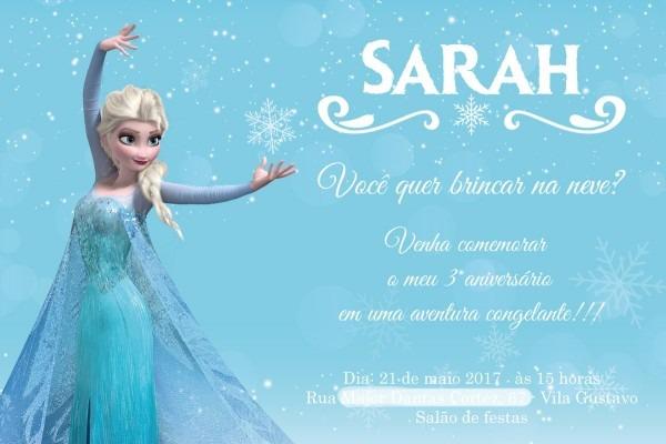200+ ideias para festa frozen  encantadoras – super festa infantil