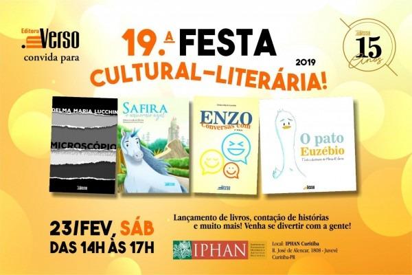 Evento  festa cultural