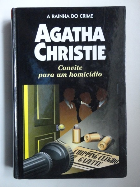 Convite para um homicídio agatha christie