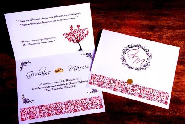 Galeria convite de casamento mercado livre 50 convites 1 00 cada r
