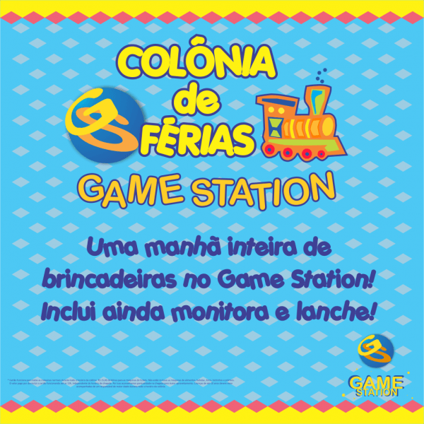 Game station – maceió shopping