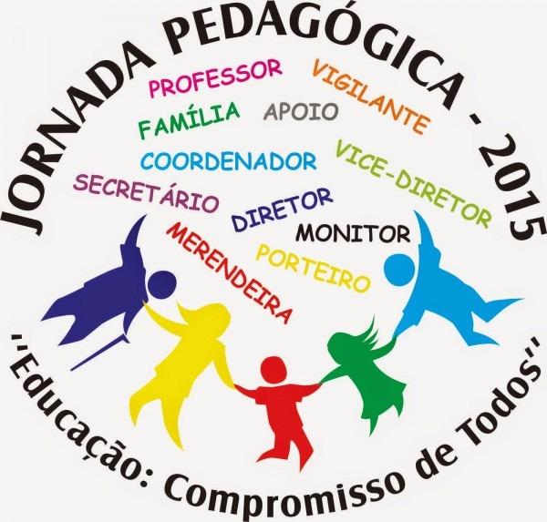 Jornada pedagógica 2015 em caraúbas