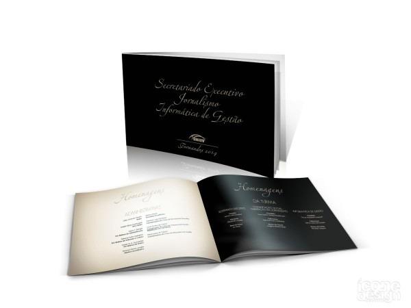 Convite de secretariado executivo 001