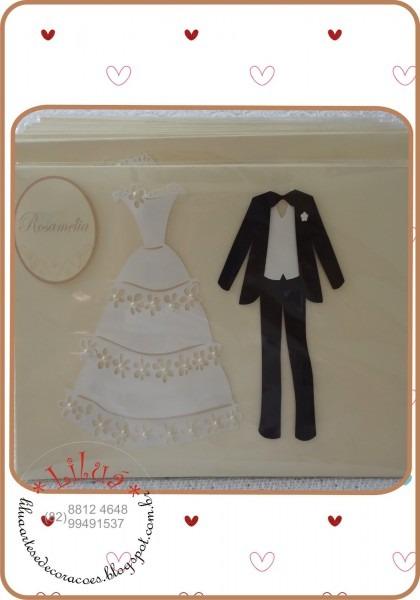 Liluá artes  convites de casamento