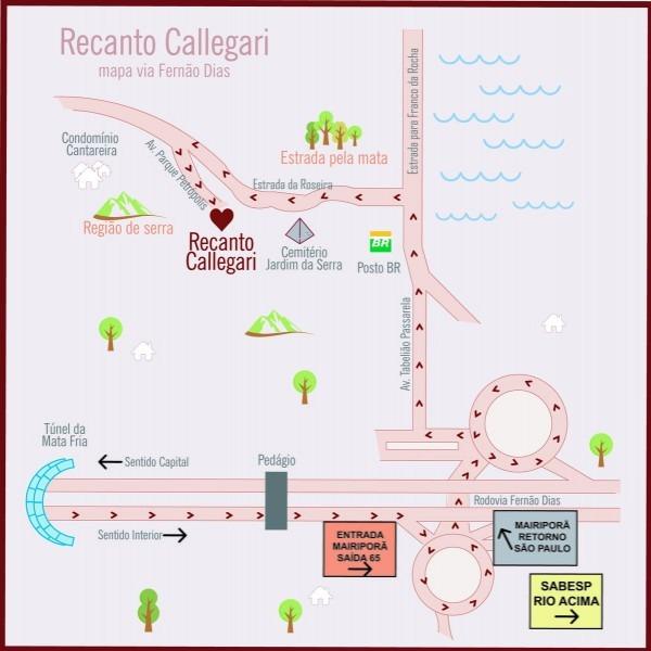 Mapa do evento (arquivo digital) no elo7